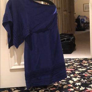 One Shoulder Madison Marcus Dress